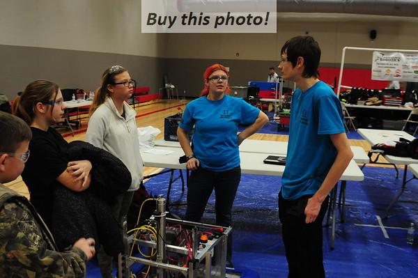 BBE Robotics at Willmar 02-17