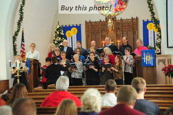 Trinity Lutheran Brooten Cantata 12-23
