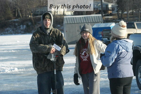 Tully's Ice Fishing Memorial 01-27