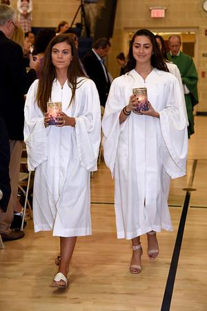 2018 Baccalaureate Liturgy