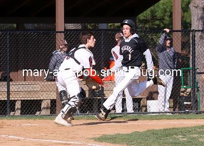 2018 Baseball Landon 5 v Episcopal 4
