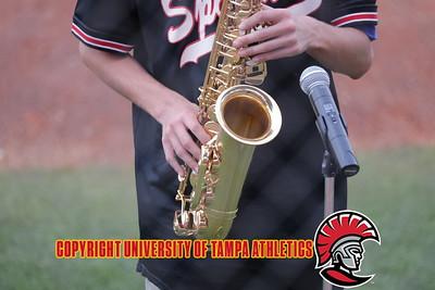 5/11/2018; Tampa, Fla.; University of Tampa baseball vs. Florida Southern College on senior day.