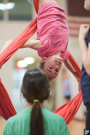 Boston Children's Circus Specialty Camp