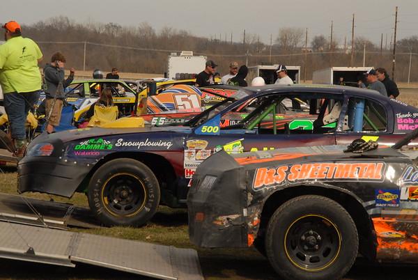 2018 Benton County Speedway Season opener