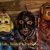 Masks in Storeroom