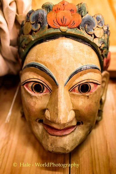 Cham Mask
