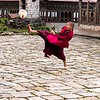 Monks Play Futbol Too!