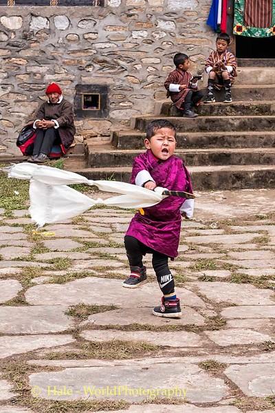 Little Guy Dancing