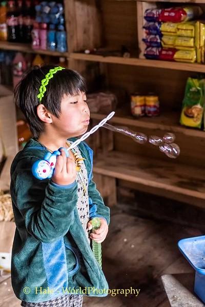 Gasa Shopkeeper's Daughter