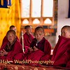 Young Monks At Khewang Lhakhang