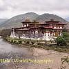 Punakha Dzong Landscape