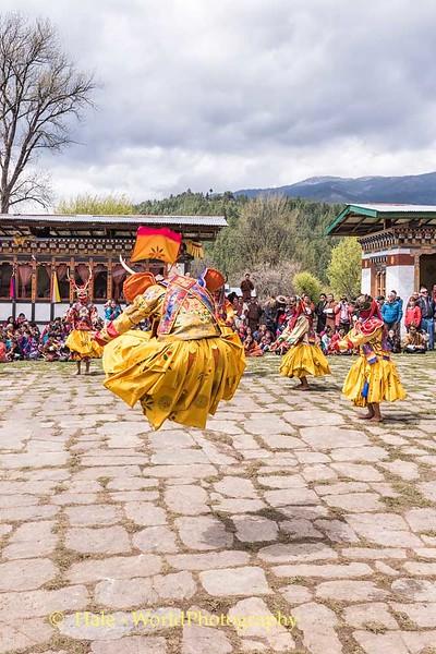 Levitating Cham Dancer