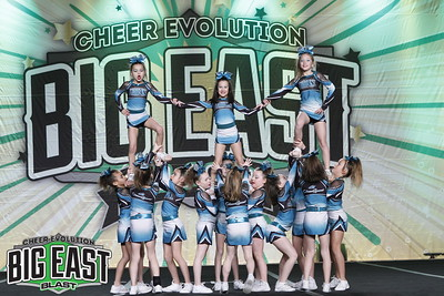 Cheer Sport Angel Sharks Mini Small 2