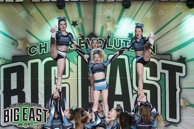 Cheer Sport Blue Sharks Senior 4