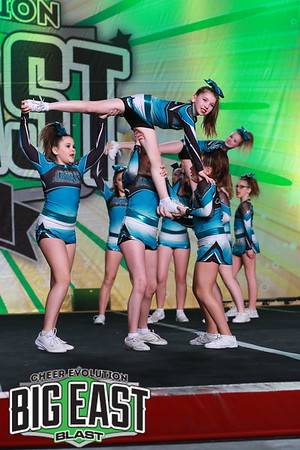 Cheer Sport Kitefin Sharks Junior Medium 1