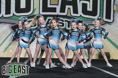 Cheer Sport Ribbontail Sharks Mini Prep 1