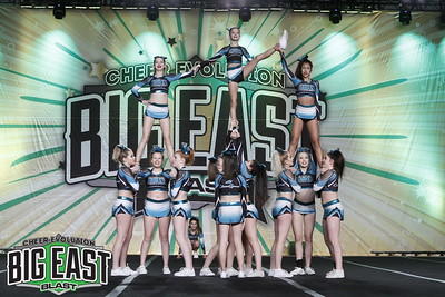 Cheer Sport Spinner Sharks Senior Small 2