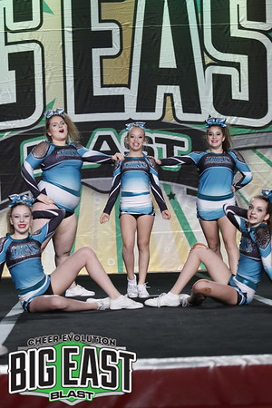 Cheer Sport Starry Sharks Junior X-Small 2