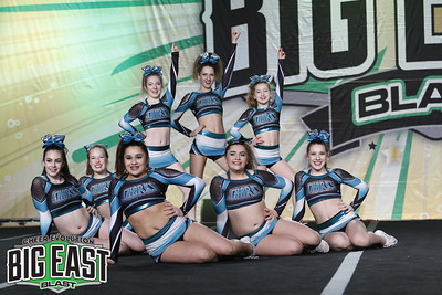 Cheer Sport Whitetip Sharks Senior Small 4.2