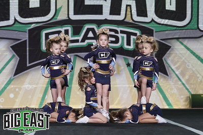 CheerForce All Stars Bliss Tiny 1