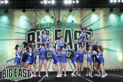 CheerStrike Royals Empire Junior Small 1