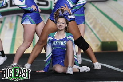 CheerStrike Royals Legacy Junior 4