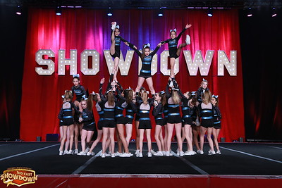 Black Widow Cheer Gym Mint Junior 2
