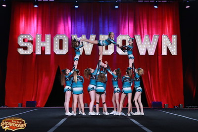 Cheer Sport Starry Sharks Junior Small 2