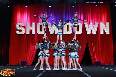 Cheer Sport Thrasher Sharks Senior Small 3