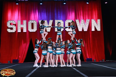 Cheer Sport White Tip Sharks Senior Small 4.2