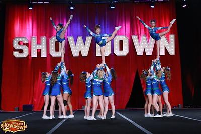 CheerStrike Royals Legacy Junior Medium 4