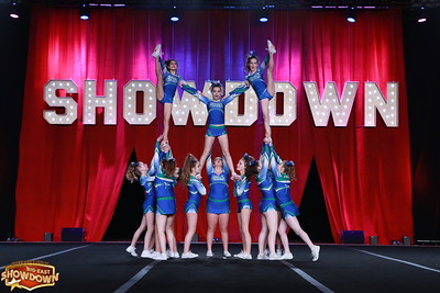 CheerStrike Royals Sovereignty Senior X-Small 2