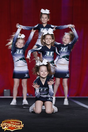 Lightning Cheerleading Rain Youth X-Small 1