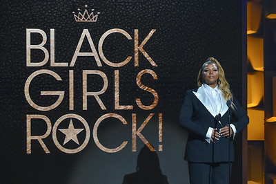 NEWARK, NJ - August 26:  Black Girls Rock at New Jersey Performing Arts Center on Sunday, August 26, 2018, in Newark, NJ, USA. (Photo by: Aaron J. / RedCarpetImages.net)