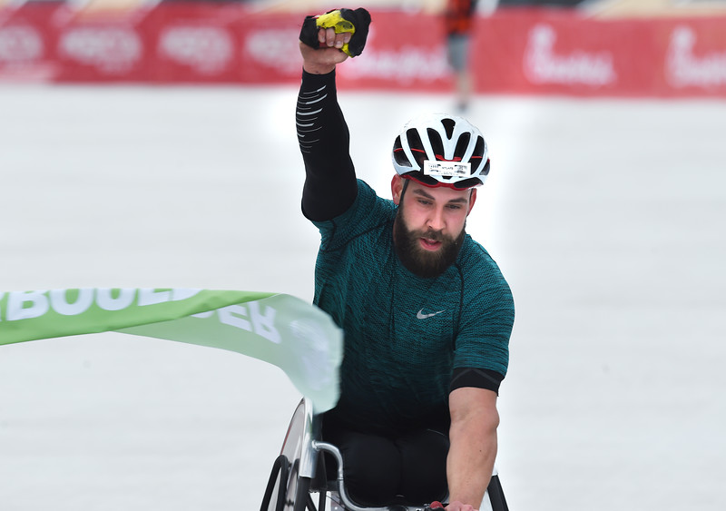 Elite Push-Rim Wheelchair Race