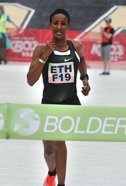 40th annual Bolder Boulder 10K