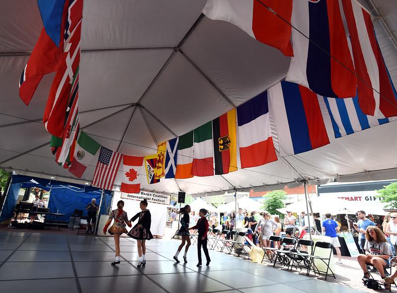 The Boulder Dance Coalition International Festival