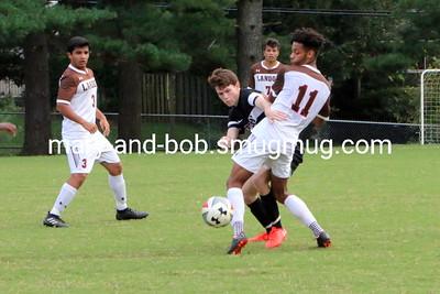 2018 Boys Soccer Landon 2 v Episcopal 0