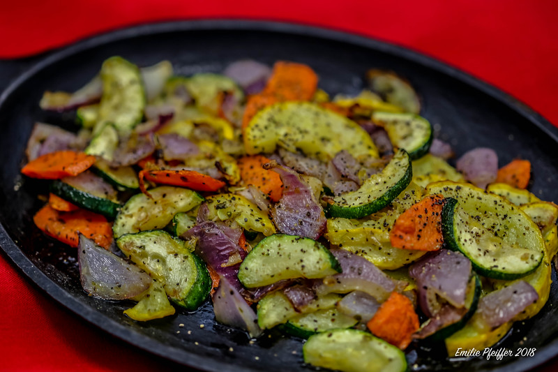 Fresh Seasonal Vegetables