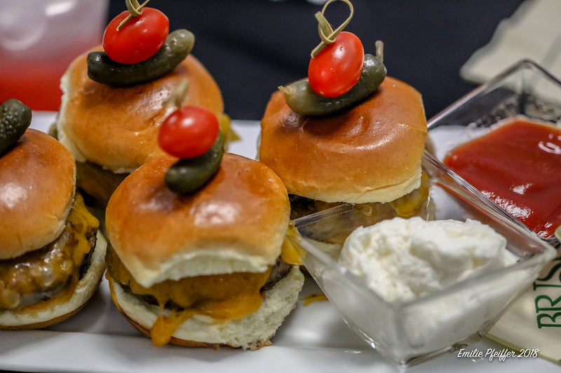 Cheeseburger Sliders
