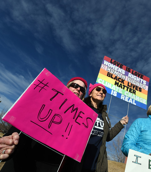 Broomfield Women's March