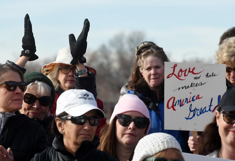 Broomfield Women's March
