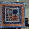 Liz Cardinal made this quilt as a Heart Warmers project.