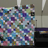 Janet Keesler made this quilt for a granddaughter.