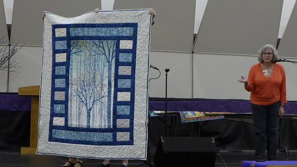 Quilt by Renee Fisher
