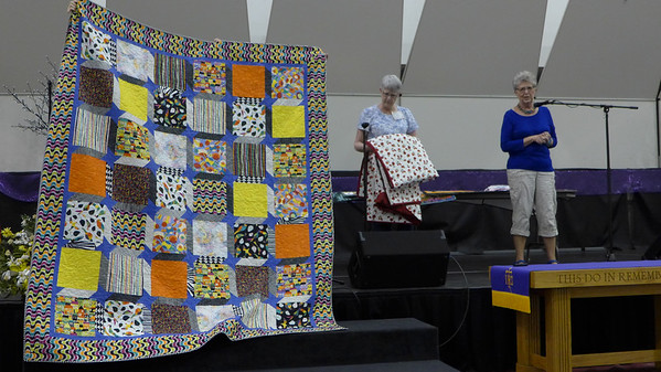 Quilt by Roseanne Brouwer