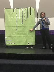 Linda Theifoldt - our guest artist for the October program.