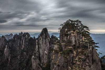 HUANGSHAN, YELLOW MOUNTAIN-42677