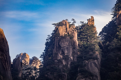 HUANGSHAN-YELLOW MOUNTAIN-3950