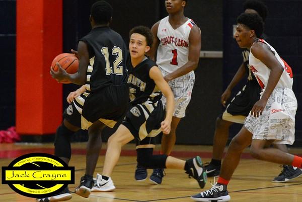 2018 12 13 JV basket ball CHS vs LE